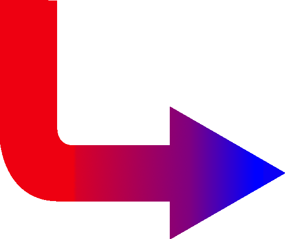 UtR arrow gradient