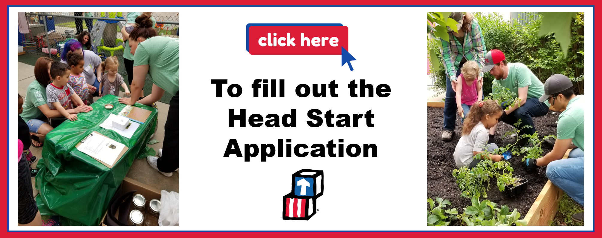 Head Start Application