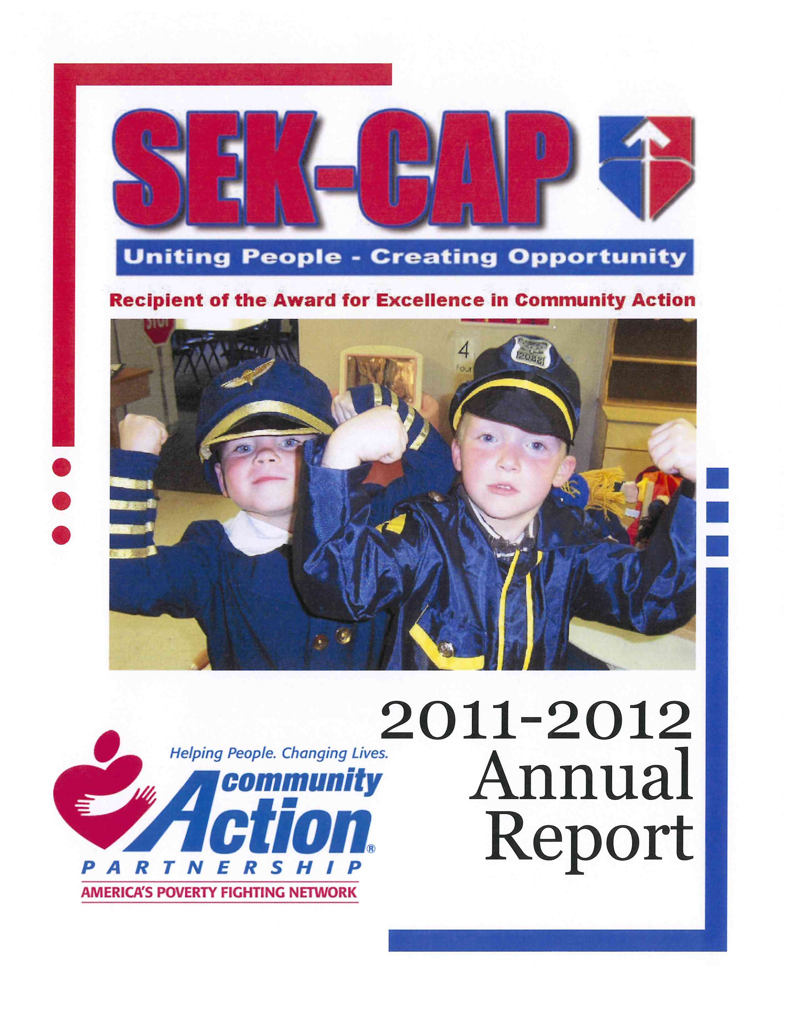 2011 2012 annual report cover page